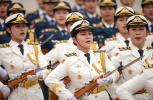 中国三军仪仗队首增女兵方阵 走进这群离国家大事最近的小姐姐