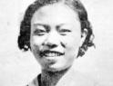首位参加奥运的中国女子