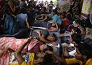 印度学生绝食抗议