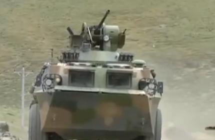 西藏:边防部队开展高原环境下野外驻训