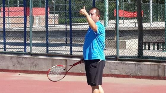 业余网球选手打比赛时应具备哪5种比赛气质?