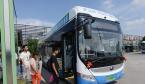 郑州:首批氢燃料新能源公交车运营