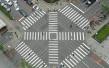 """""""全向十字路口""""亮相多个城市 郑州是否适合?"""