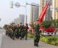 河北500名消防官兵增援山东寿光 执行抗洪抢险救援任务