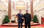 【组图】朝韩首脑举行第三次会晤