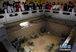 殷墟科学发掘90周年纪念大会在河南安阳举行