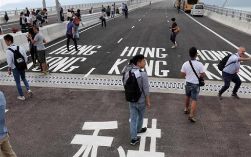 港珠澳大桥开通在即