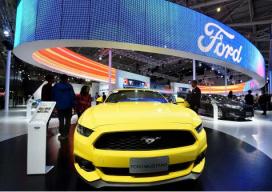 福特宣布2019年初在华盛顿路试无人驾驶车