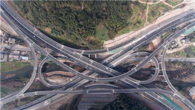 甘孜藏区进入高速公路时代