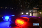 保定高阳63岁男子驾越野车强行闯卡连撞2辆警车