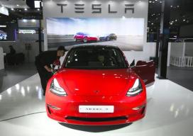 外媒曝特斯拉Model3生产
