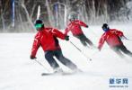 河北首届冰雪运动会会徽吉祥物主题口号开始征集