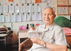 """肖光盛:89歲的""""愛心爺爺"""""""