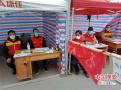 河南舞阳:社区内忙活着一群志愿者