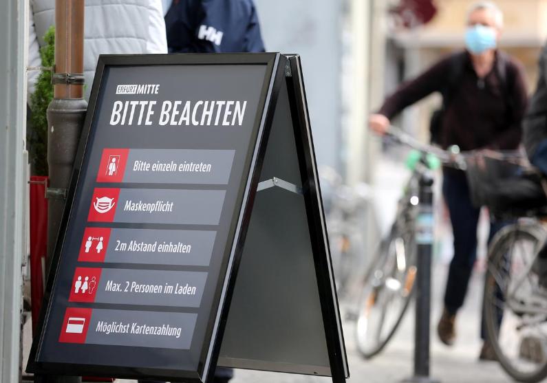 德国宣布放弃本土方案 改用苹果谷歌接触者追踪技术