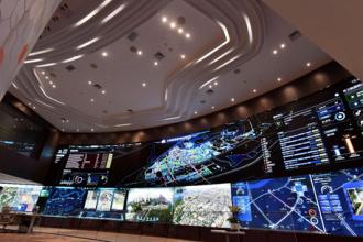 """看得见、管得了、能联动: """"城市大脑""""让天津生态城更智慧"""