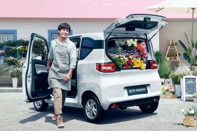 上市一週 宏觀MINI EV銷量超7000輛