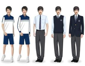 继校服国标发布后 中小学生可自行选购制作校服