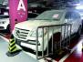 北京某商场内停车场现豪车奔驰弃置一年不交车费达6万元