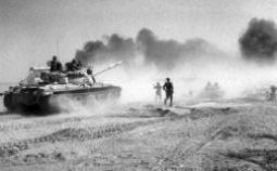 1980年两伊战争全面爆发
