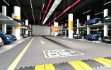 鹤壁东站地下智能立体三层停车场开建 可提供1000个车位