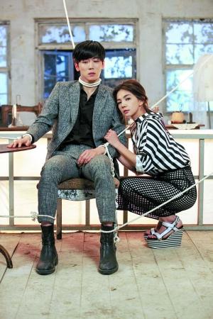 吴克群把日常生活的韩文元素融入撰写出《你好可爱》