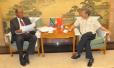 中坦合作面临发展新机遇——访中国驻坦桑尼亚大使