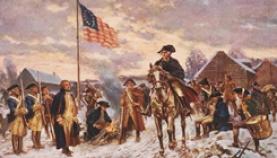 1775年美国独立战争第一枪