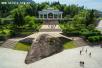 探访川陕革命根据地红军烈士陵园:墓碑曾险被破坏