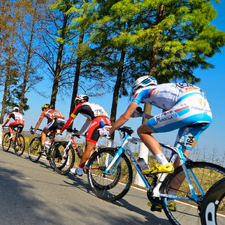 环太湖国际公路自行车赛