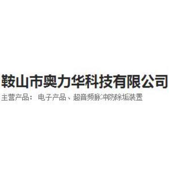 鞍山市奥力华科技有限公司