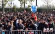 上海迪士尼乐园排队1小时入园 今明均停售现场票