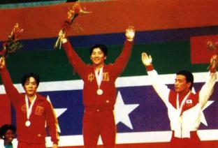 """细数中国奥运的""""第一次"""" 许海峰实现零的突破"""