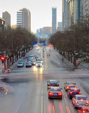 谈固大街拓宽改造开工 工期三个月