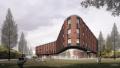我校新闻传播学院楼开工建设