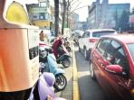 丽水市区引入地磁感应系统 咪表停车更安心