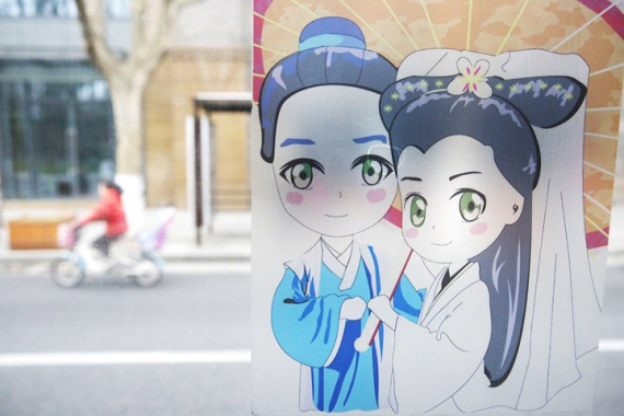 真有爱!杭州公交为5位司机搞起车厢公开征婚