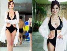亚洲第一美女晒健身自拍 秀翘臀蛮腰