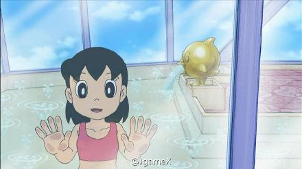 色情a图_《哆啦a梦》静香洗澡穿泳衣 日本儿童色情动漫的危害