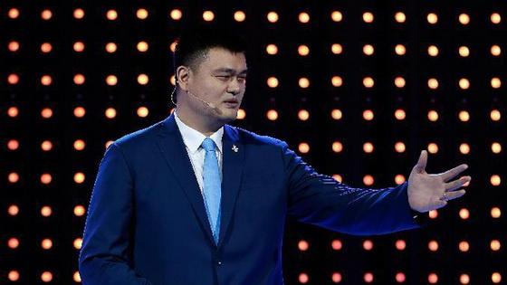 FIBA宣布姚明出任2019篮球世界杯形象大使