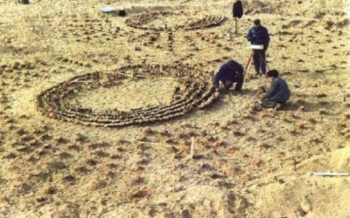 太阳墓葬之谜