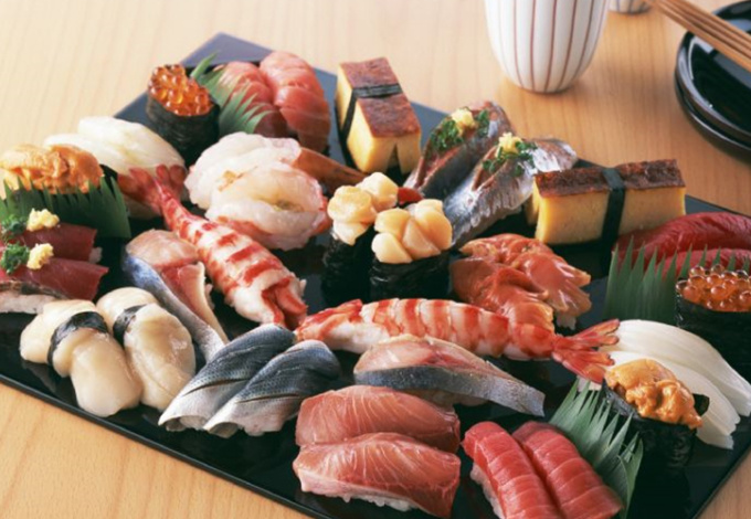 生鱼片:从中华美食到日本料理