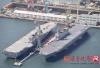 """日本加贺号服役 系""""直升机航母""""型护卫舰建造费约合74亿元人民币"""