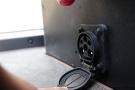 电动车充电口能把车钥匙烧焦 千万不要用手戳它