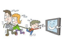 10岁儿子抵不住电视诱惑,我该如何与他沟通?