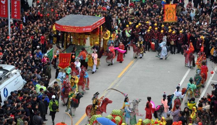 中国白茶之乡 宁德福鼎隆重举行传统茶祭典礼