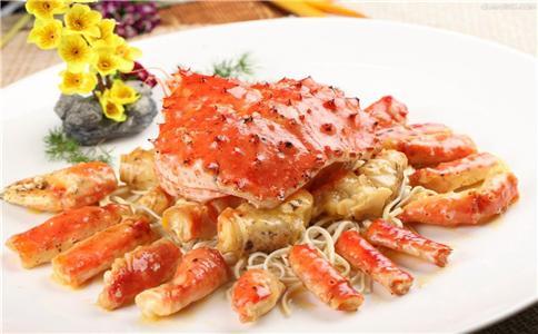 吃帝王蟹疑被掉包 秋季吃蟹注意八事项