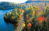 中国有一条不输加拿大枫叶大道的自驾路