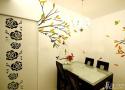 多款餐厅手绘墙要的就是漂亮 墙壁也能吸引人
