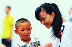 盲童学校教师张龙
